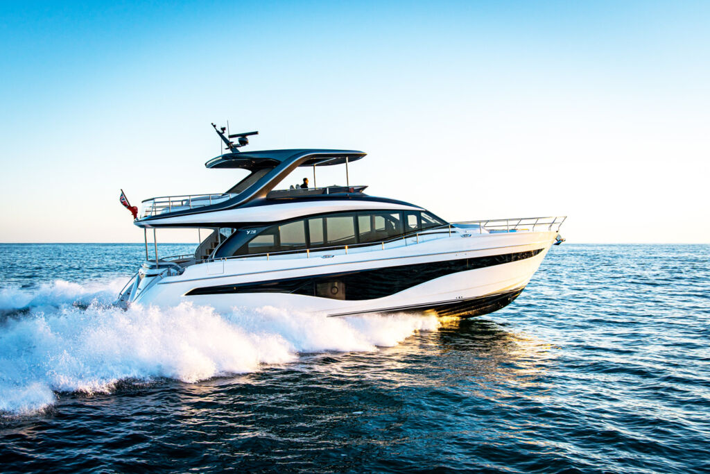 The Princess Y72 Adopts Many of Her Larger Siblings Very best Features