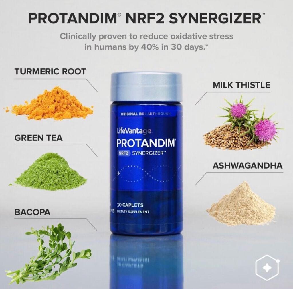 Protandim Nrf2 Synergizer