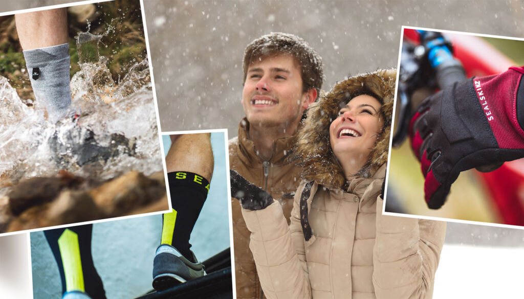 Sealskinz is a Secret Wearable Superpower Created to Defeat Nasty Weather