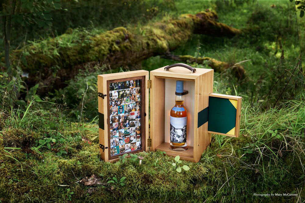 The Macallan & Sir Peter Blake Collaborate For Anecdotes Of Ages Collection