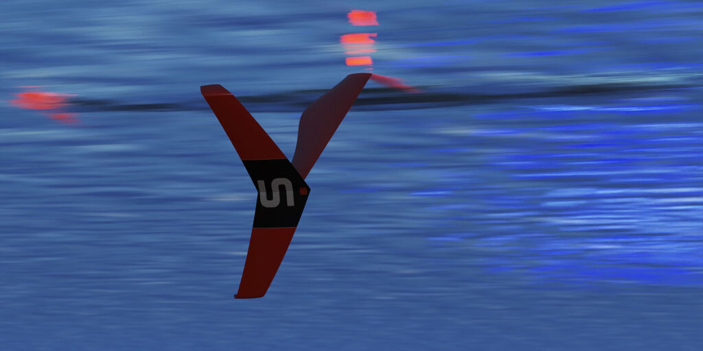 The Syroco Speed Craft Hydrofoil