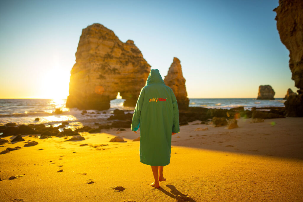 Get Prepared To Wrap Up This Summer With a dryrobe