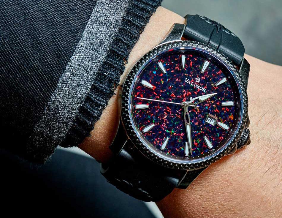 Valimor's Caliburnus II Watches Embrace Present-Day Attitudes to Luxury