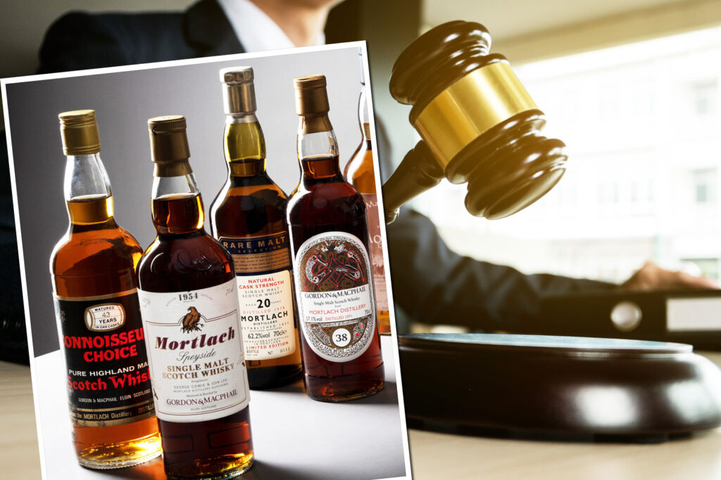Whisky Auctioneer To Host World's First Exclusive Mortlach Sale 3