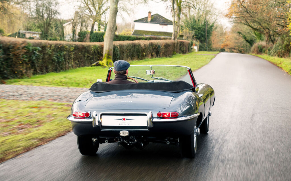 Why people love the E-Type Jaguar