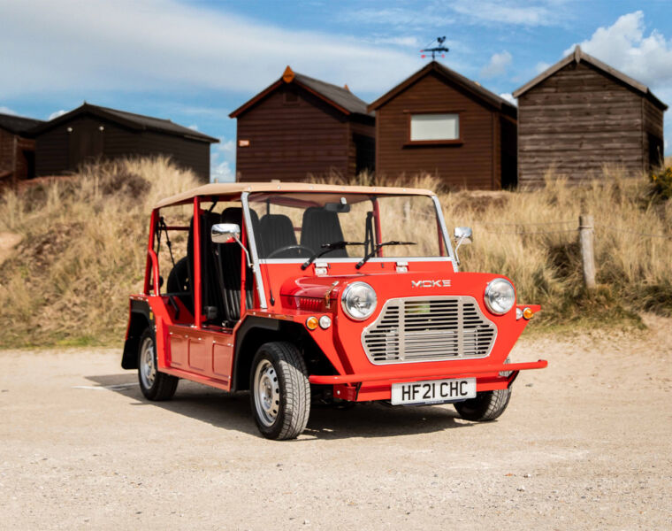 How to Order a MOKE and Make Summer 2021 Even More Fun