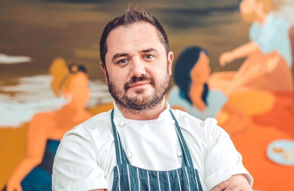 Noble House Prepared Executive Chef Owen Sullivan