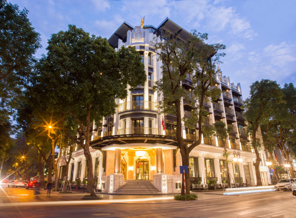 Capella Hanoi Brings Back the Opulence and Spirit of the Roaring 1920s