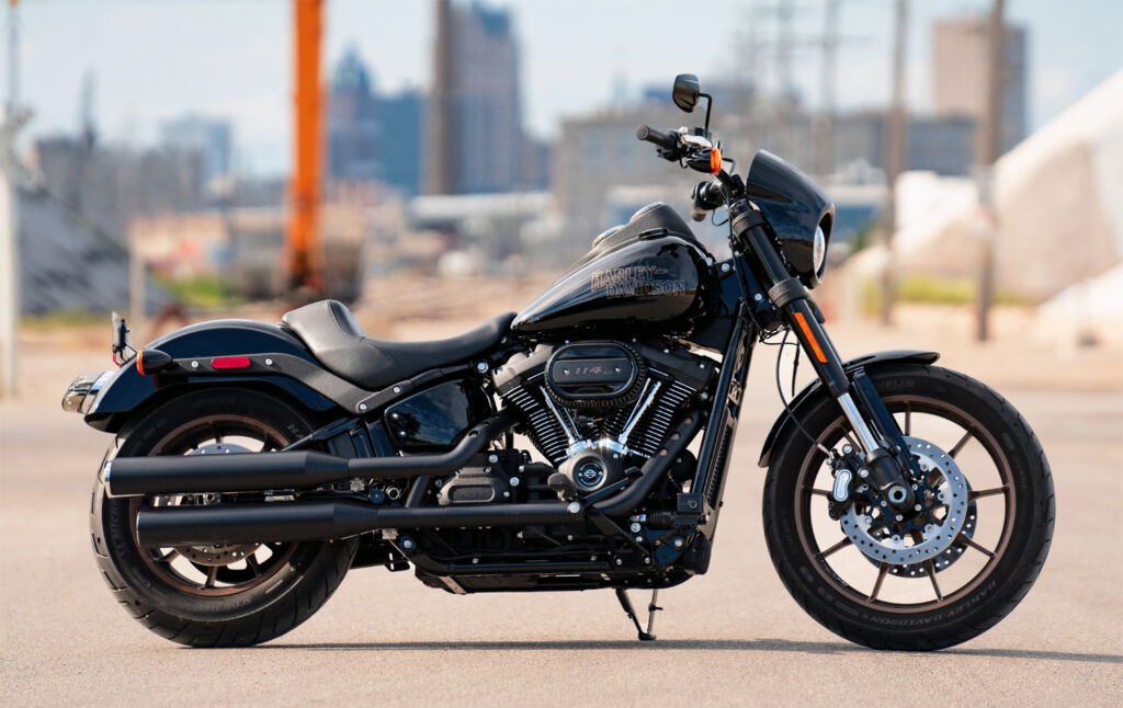 The Harley Davidson Low Rider S Blows Away Any Misconceptions
