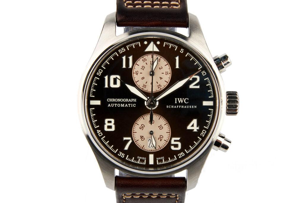 The IWC Pilot's Watch Chronograph Edition Antoine De Saint Exupéry
