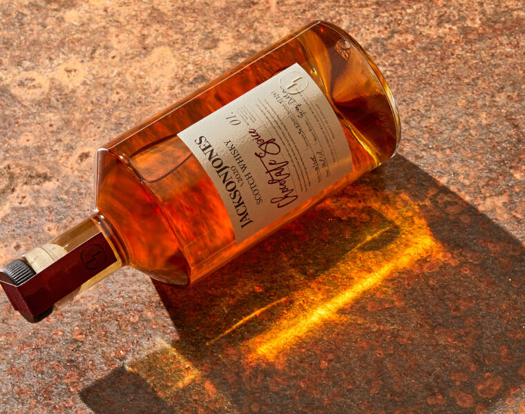 Chocolate Spice Whisky from Jackson Jones is Perfect for Father's Day