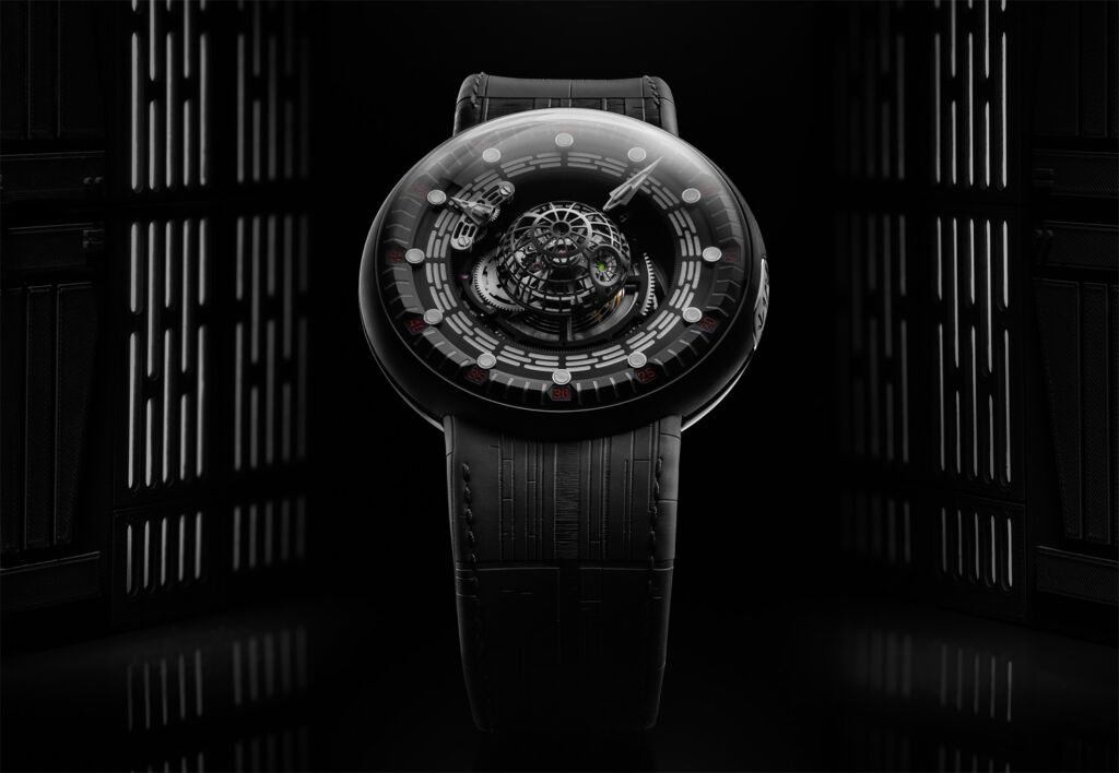 Embrace the Dark Side with the Kross Studio Death Star Ultimate Collector Set