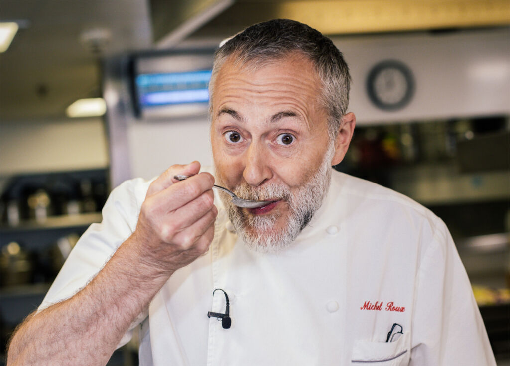 Michel Roux Jr Will Teach You How to Cook Michelin Star French Cuisine