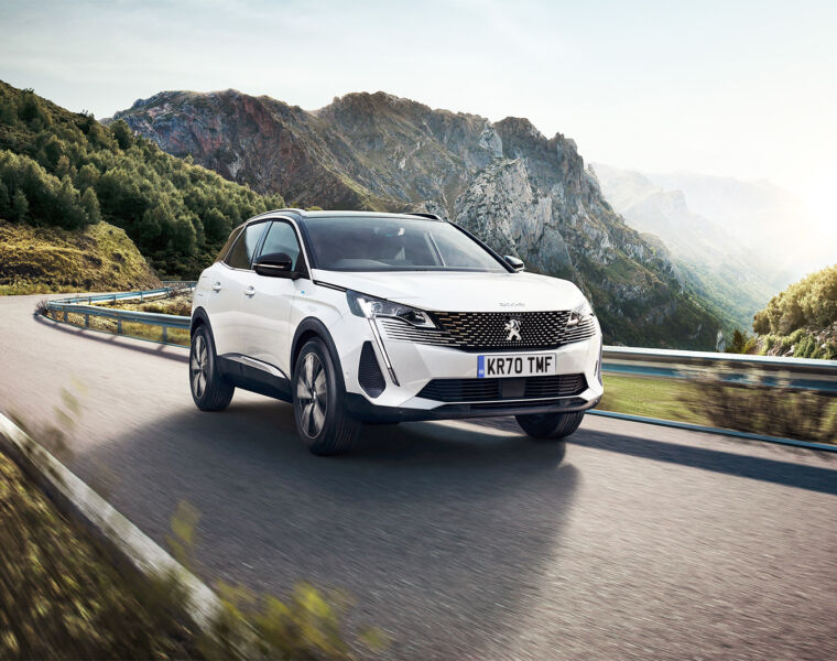 The Peugeot 3008 Hybrid SUV Stylish, Smart and Incredibly Practical