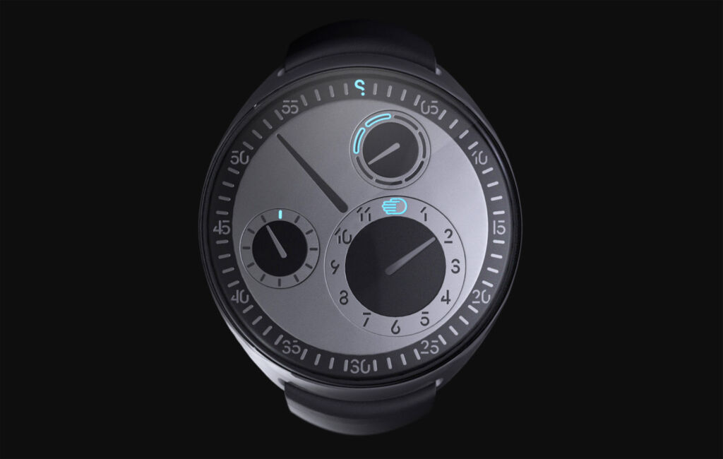 The timepiece being auctioned for Make-A-Wish is the first to come with an NFT
