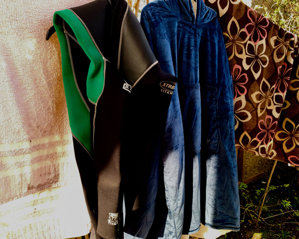 Some essential items of clothing for open water swimming