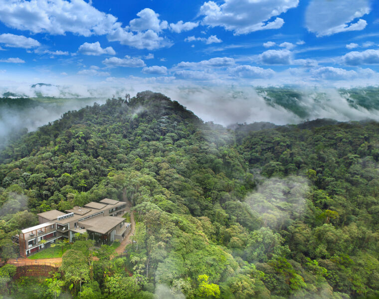 Two of Ecuador's Leading Eco-Hotels Introduce Forest-to-Coast Wellness