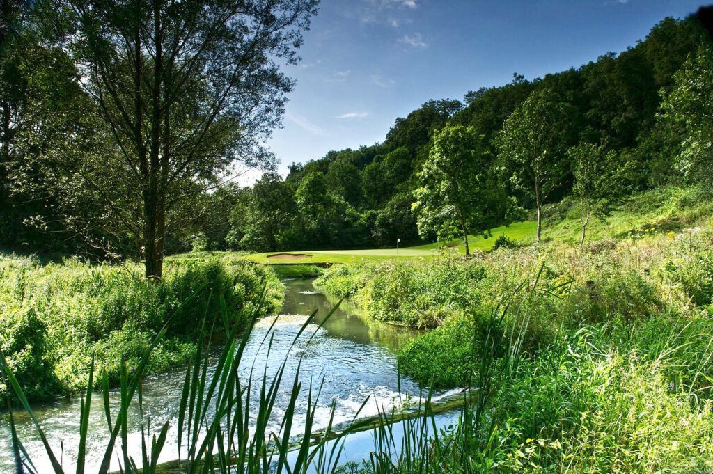 the Golf Course at the Manor House