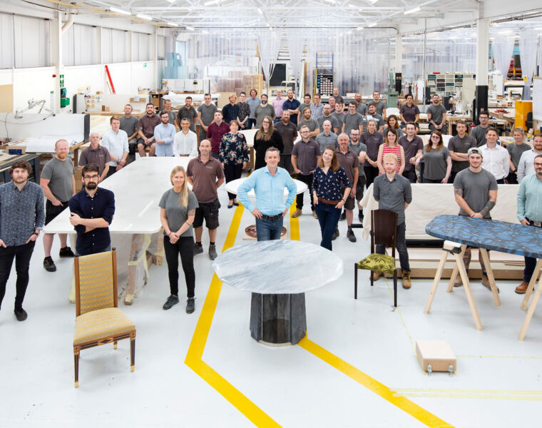 Behind the Scenes at Silverlining the Innovative British Furniture Maker