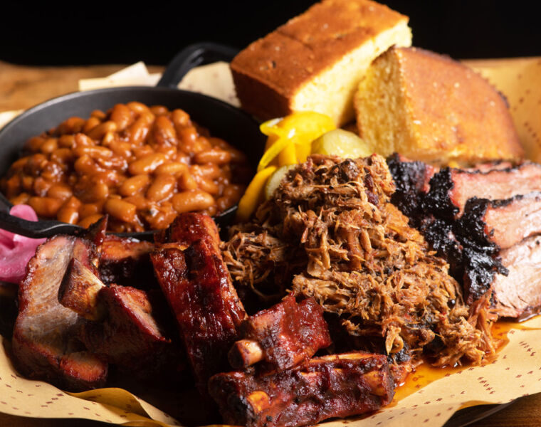 Smoke and Barrel Reveals its 'Conquer the Beast' Eating Challenge