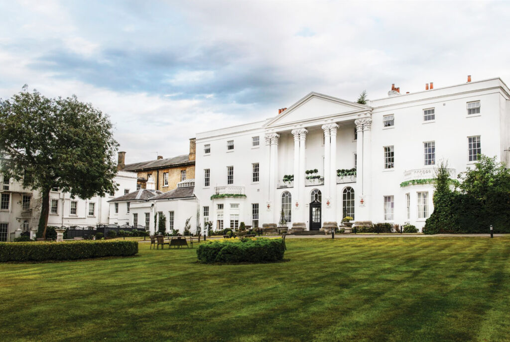 De Vere Beaumont Estate's White House in Windsor Gets Stunning Makeover