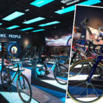 The brand new Ribble Cycles state of the art showroom in Clitheroe