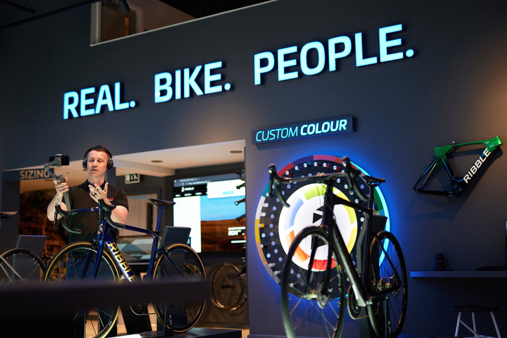 The Wheels are Turning on Ribble Cycles Newest Experience