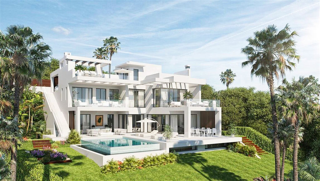 One of the incredible luxury villas attracting attention from oversea buyers
