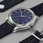 Timex Giorgio Galli S1 Automatic shown with an extra strap