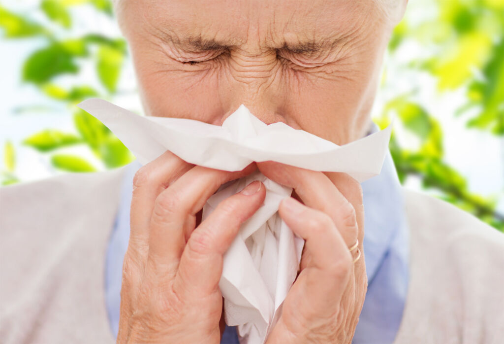 Gardening and sneezing go hand-in-hand for many people