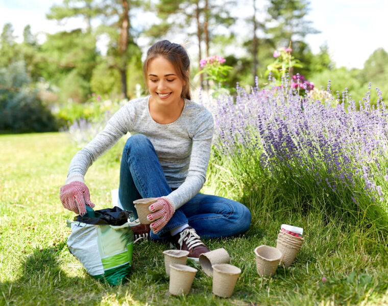 How to Reduce the Sneezing and Runny Noses when Doing the Gardening