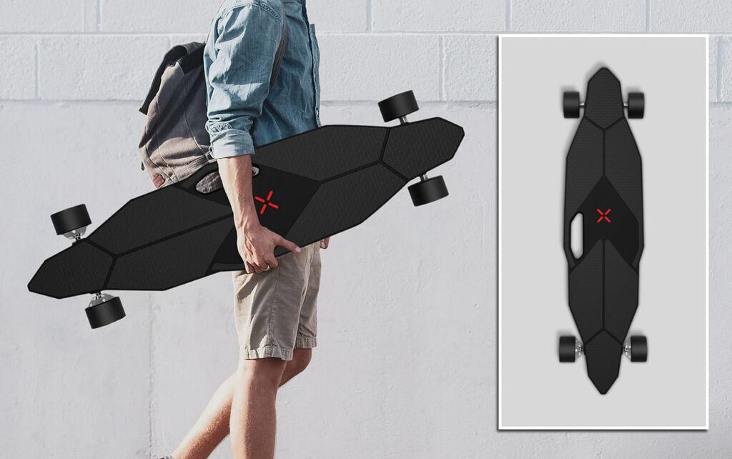 X-Mobility Motor M1 E-Skateboard