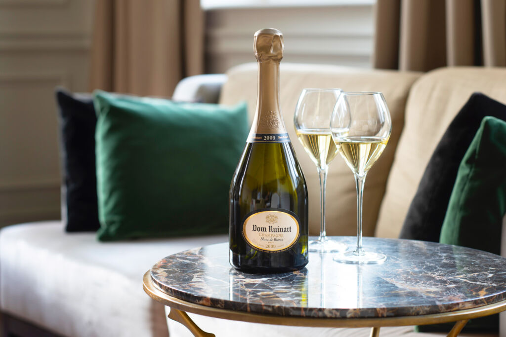 Exploring the House of Ruinart, the Other 'Dom' of Champagne