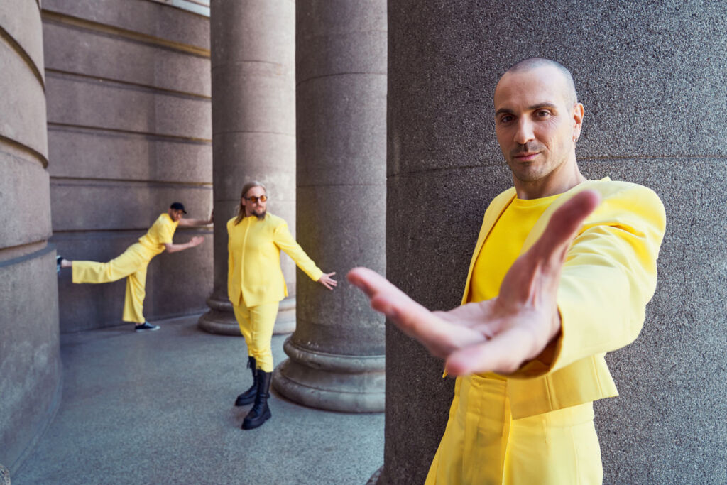 Finger Dance by The Roop Inspires Summer Tourism Campaign in Lithuania 3