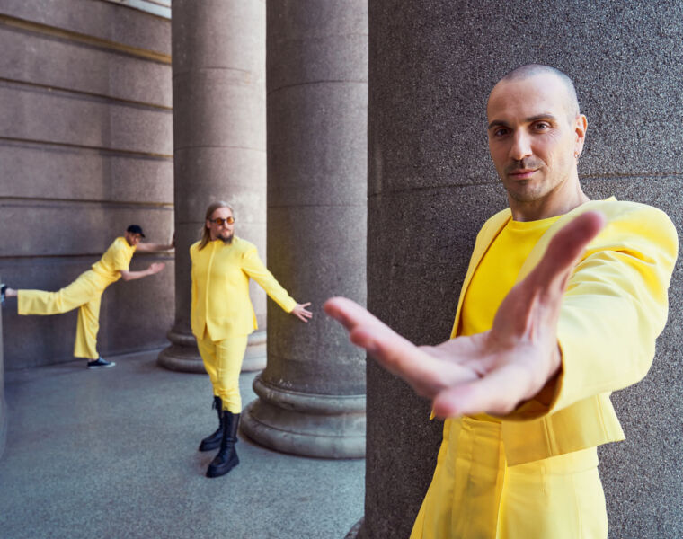 Finger Dance by The Roop Inspires Summer Tourism Campaign in Lithuania
