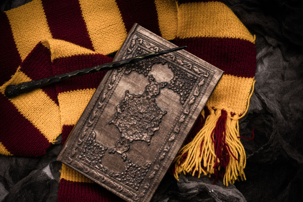 A very rare first edition Harry Potter Book