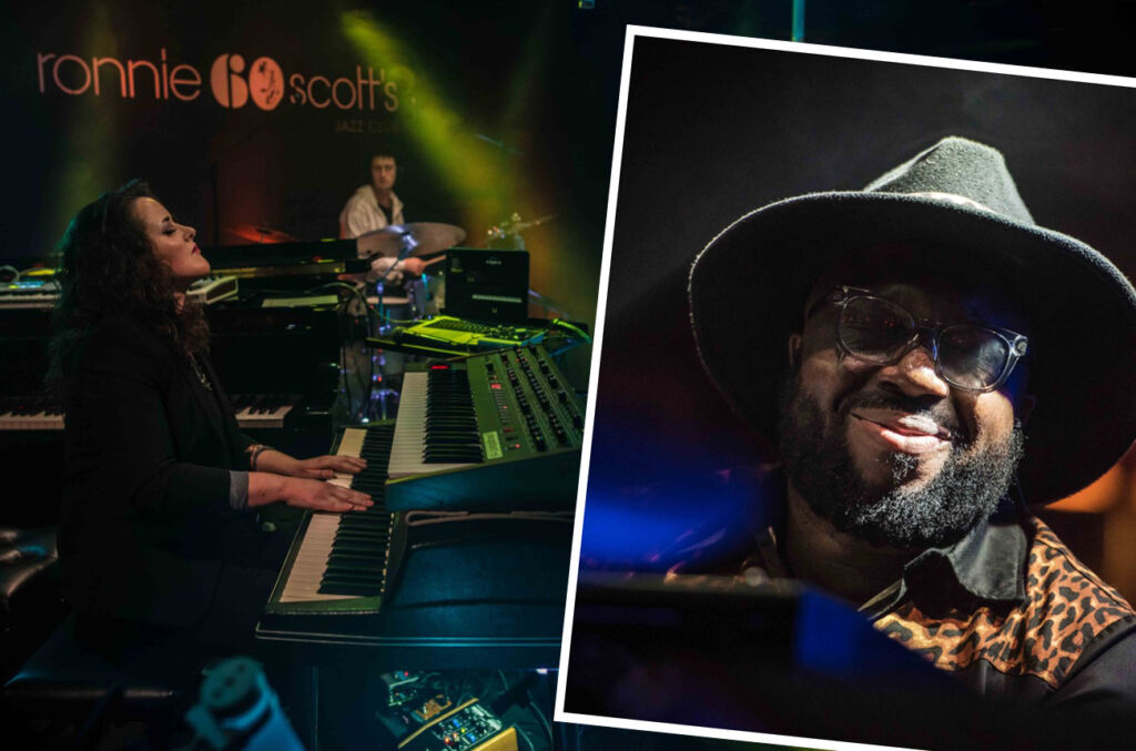 Some of the amazing acts you can watch at Ronnie Scott's