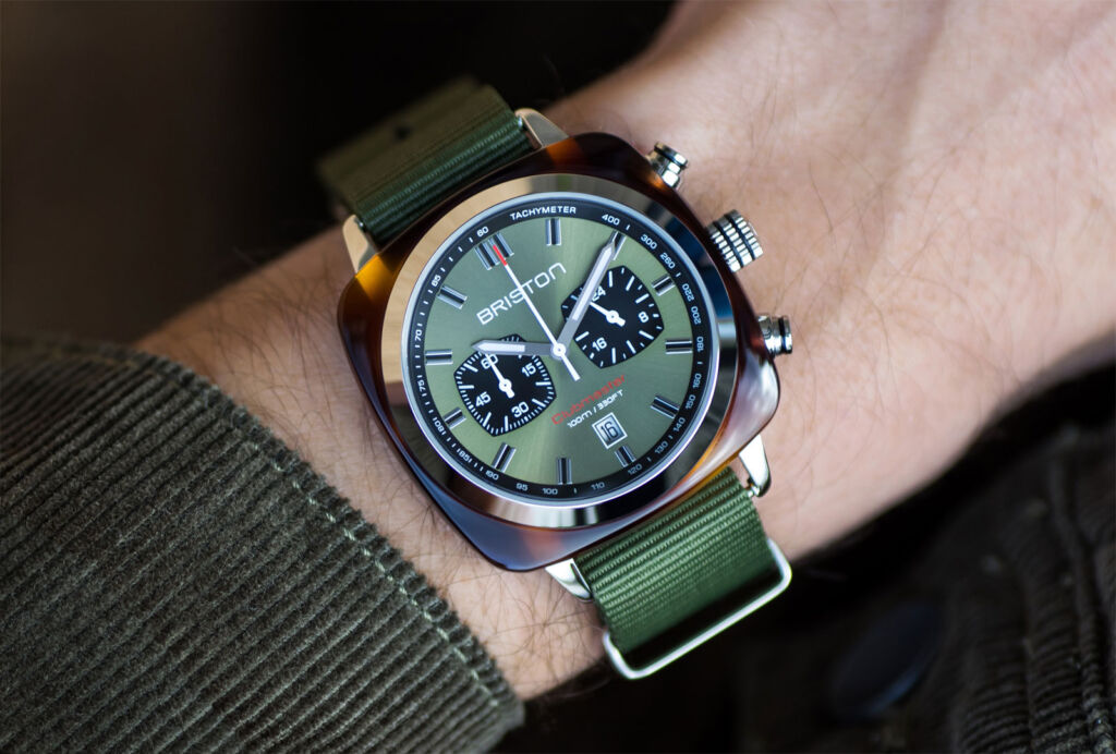 New Colours For The Briston Watches Clubmaster Sport Collection for 2021