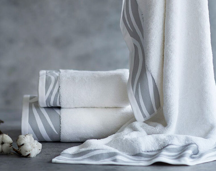 Some Collingwood and Hay luxury towels
