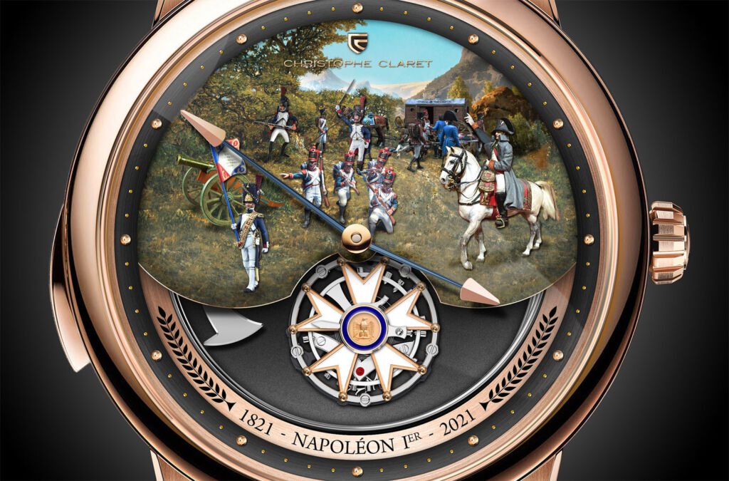 The Napoleon Westminster Minute Repeater From Christophe Claret