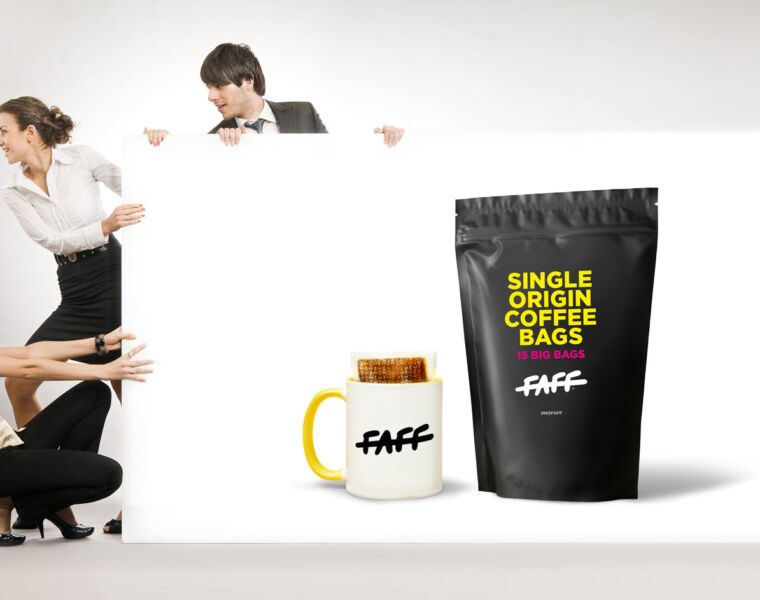 Forget the Hassle, Bring on the Faff When you Want Some Specialty Coffee