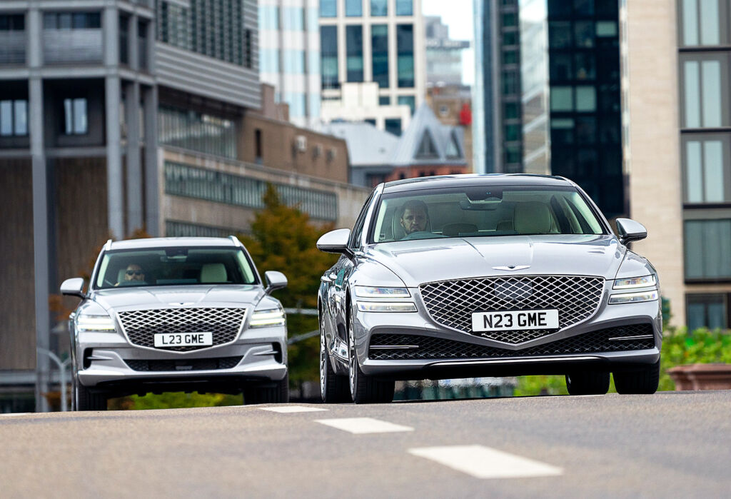 Genesis to Bring First-Class Korean Luxury To the UK & Europe this Summer