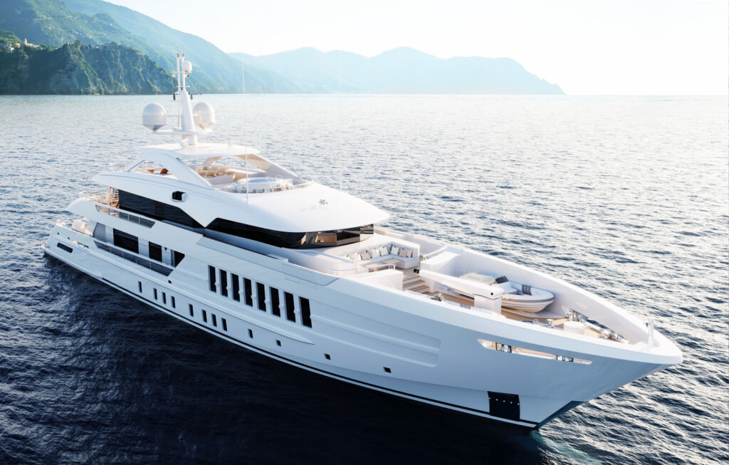 LUCA DINI Design & Architecture Discusses Heesen Yachts' Project Gemini