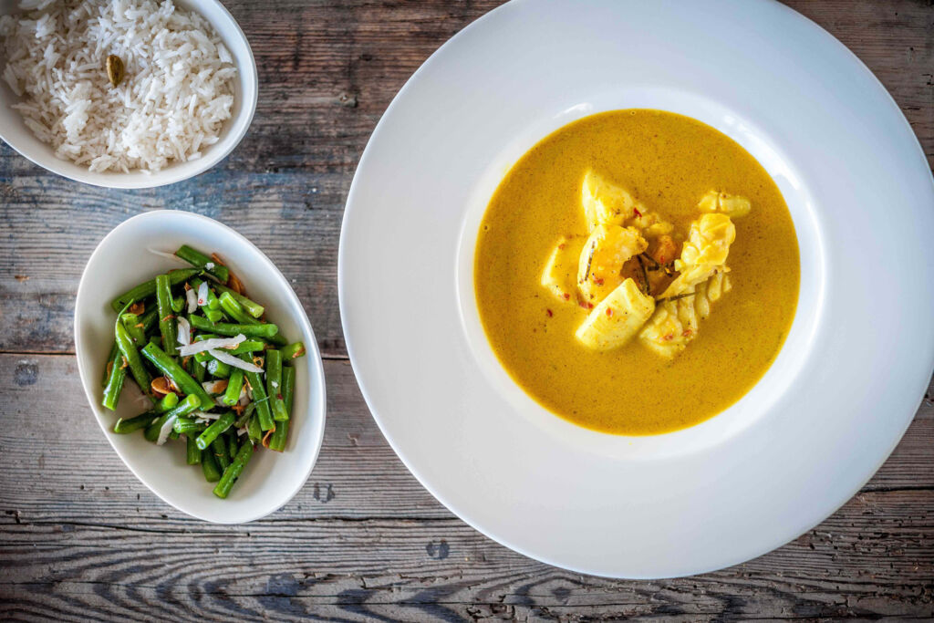 The Indonesian Seafood Curry