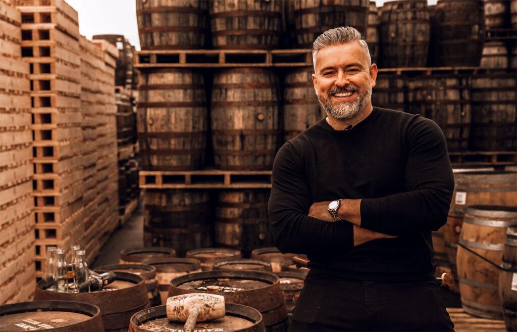 Jay Bradley, Founder at The Craft Irish Whiskey Co