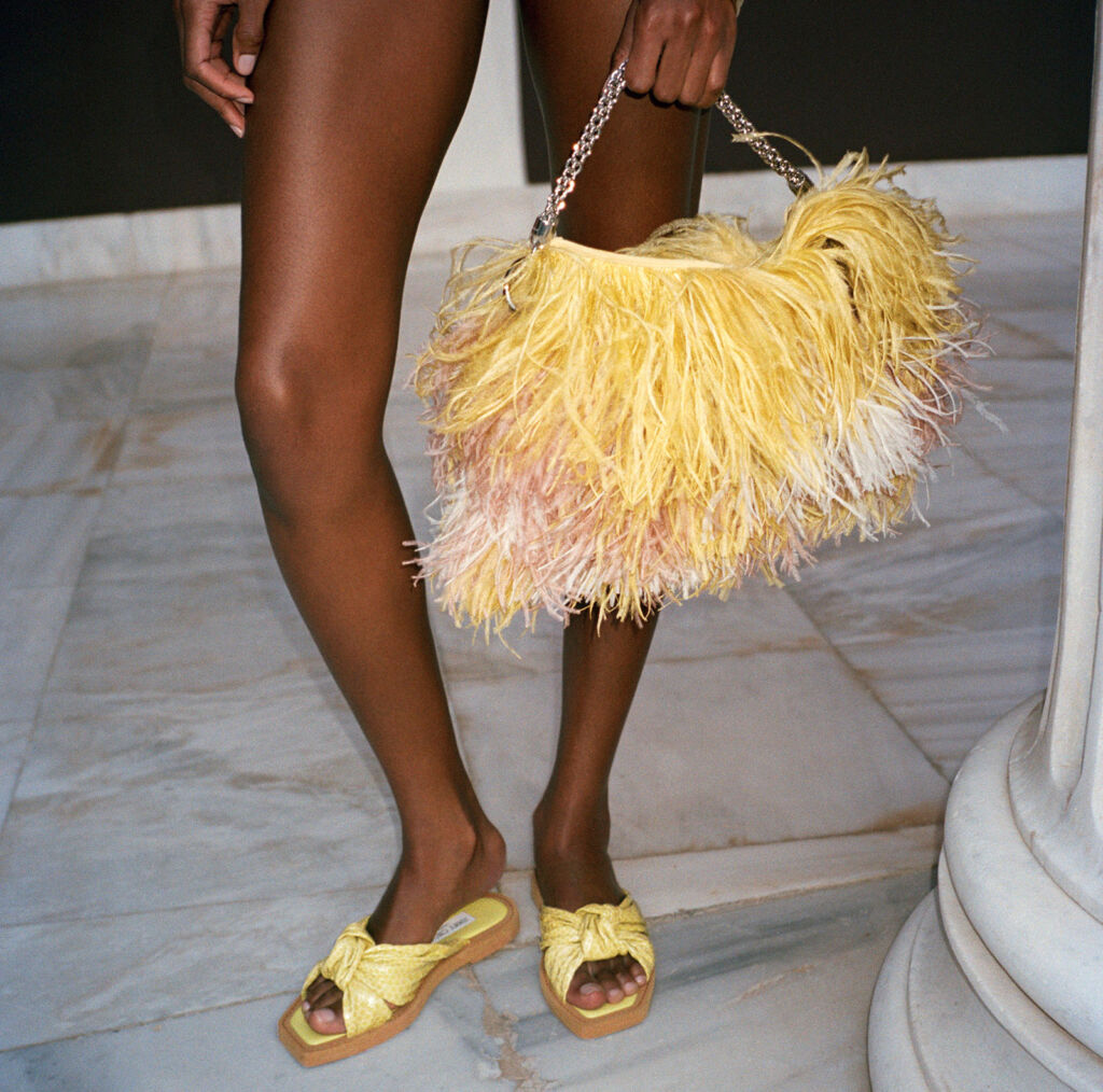 The Tropica Flat sandals from the 2021 collection
