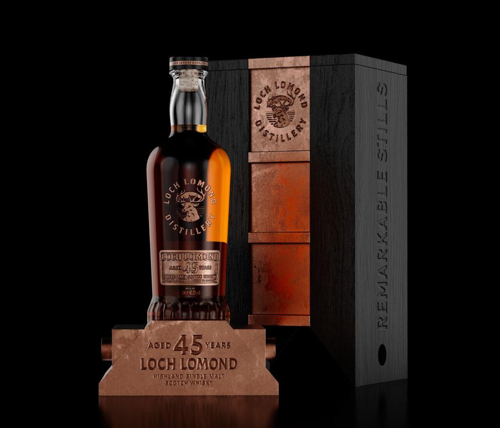 Loch Lomond 45 Year Old Whisky