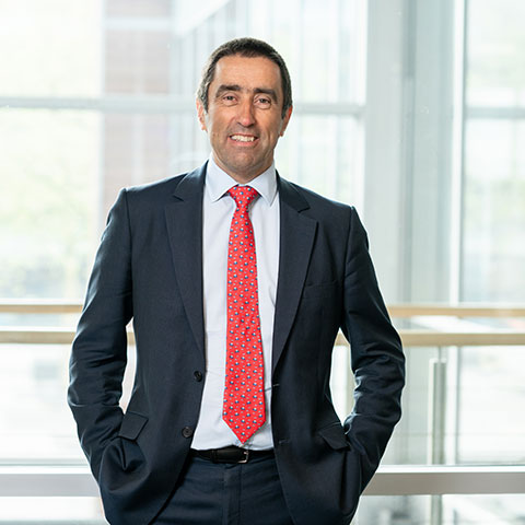 Mark Briffa, the CEO of Air Partner