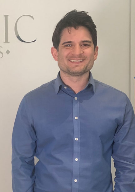 Neil Dutta the Managing Director of Angelic Diamonds