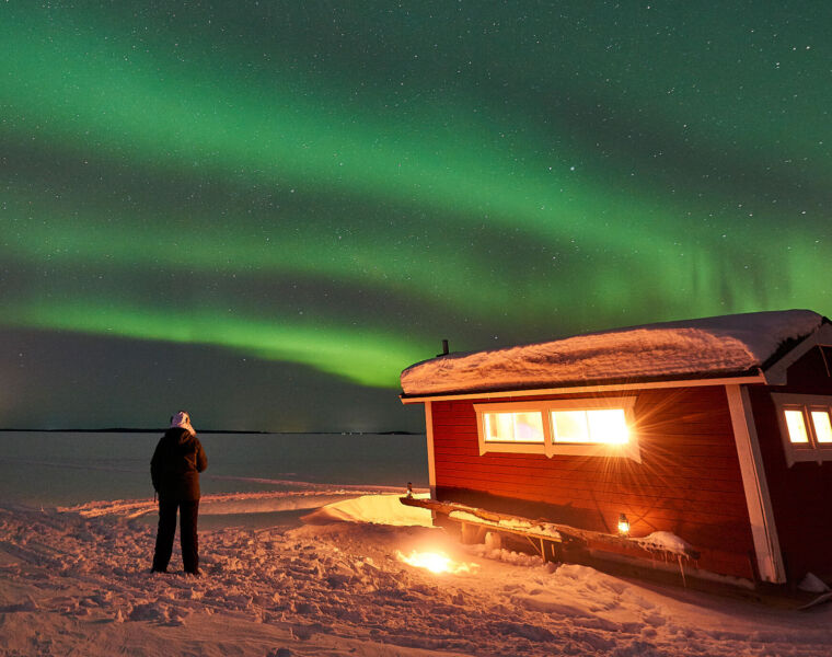 Head to Swedish Lapland on the New Direct Flight From London to Luleå